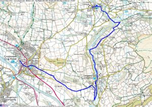 In Your Element Trail Map