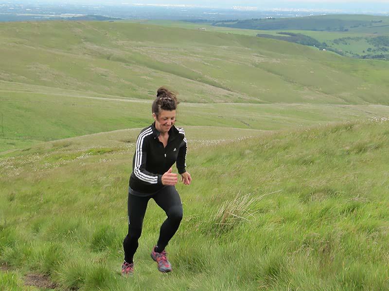 Beginners Fell Running for Women