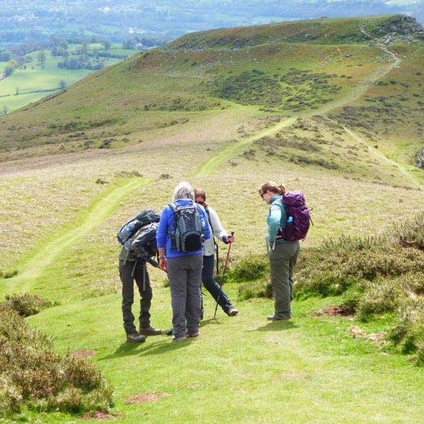 Walking a First Mountain