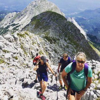 The Alpi Apuane